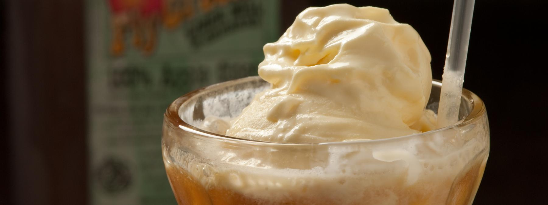 Famous Cider Float