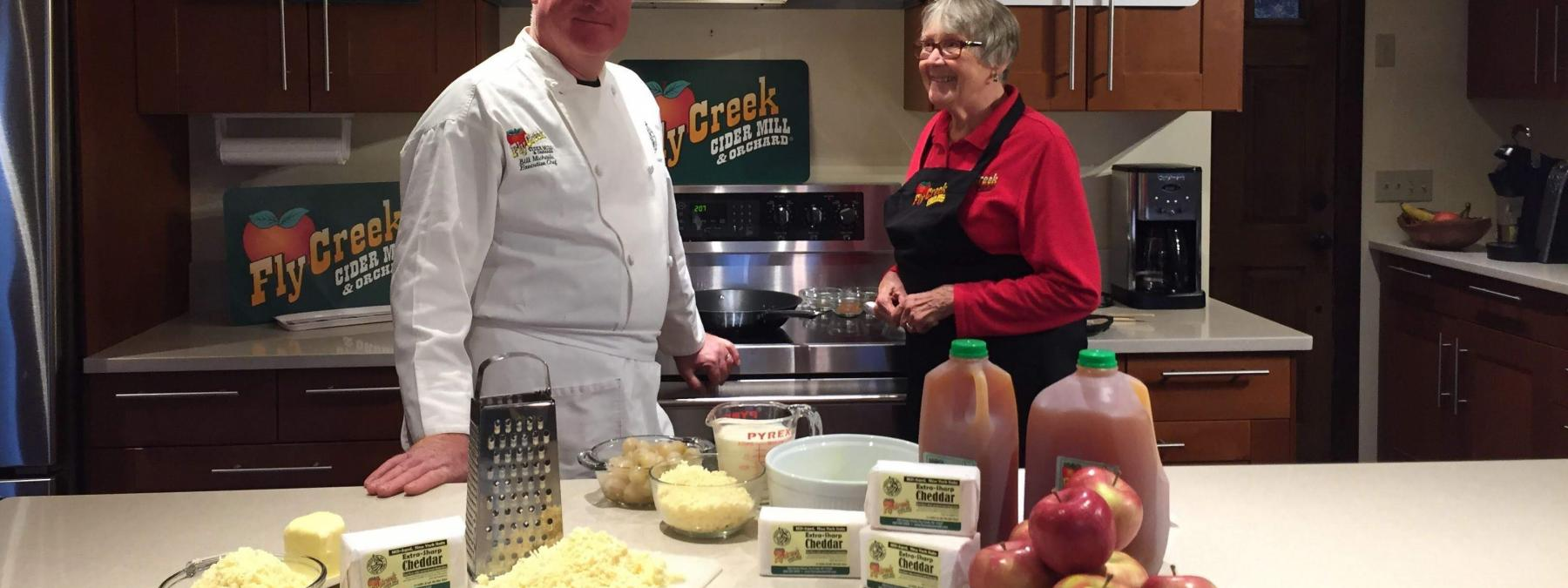 Barb Makes her famous Creamed Pearl Onions