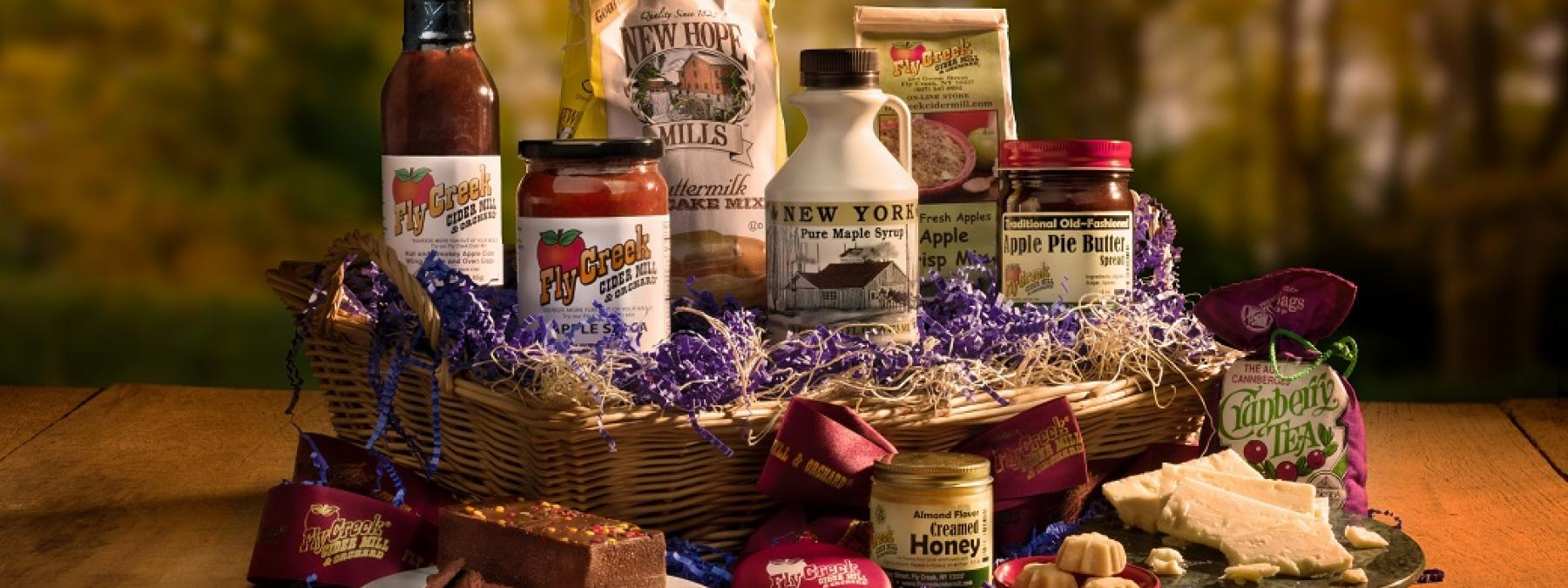Holiday Gift Basket Workshop