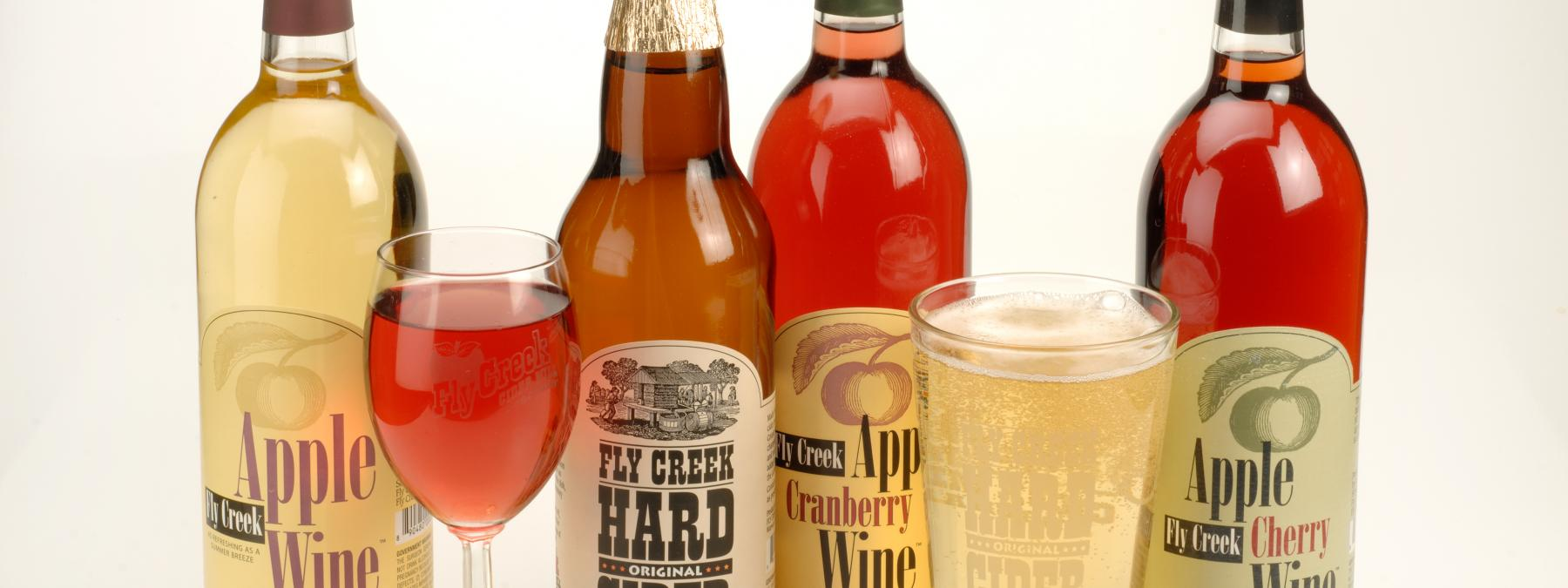 Apple Wines and Hard Ciders