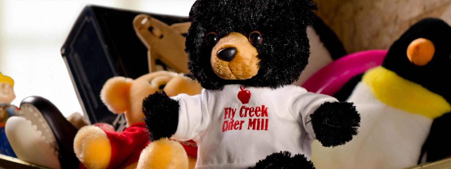 Fly Creek Merchandise