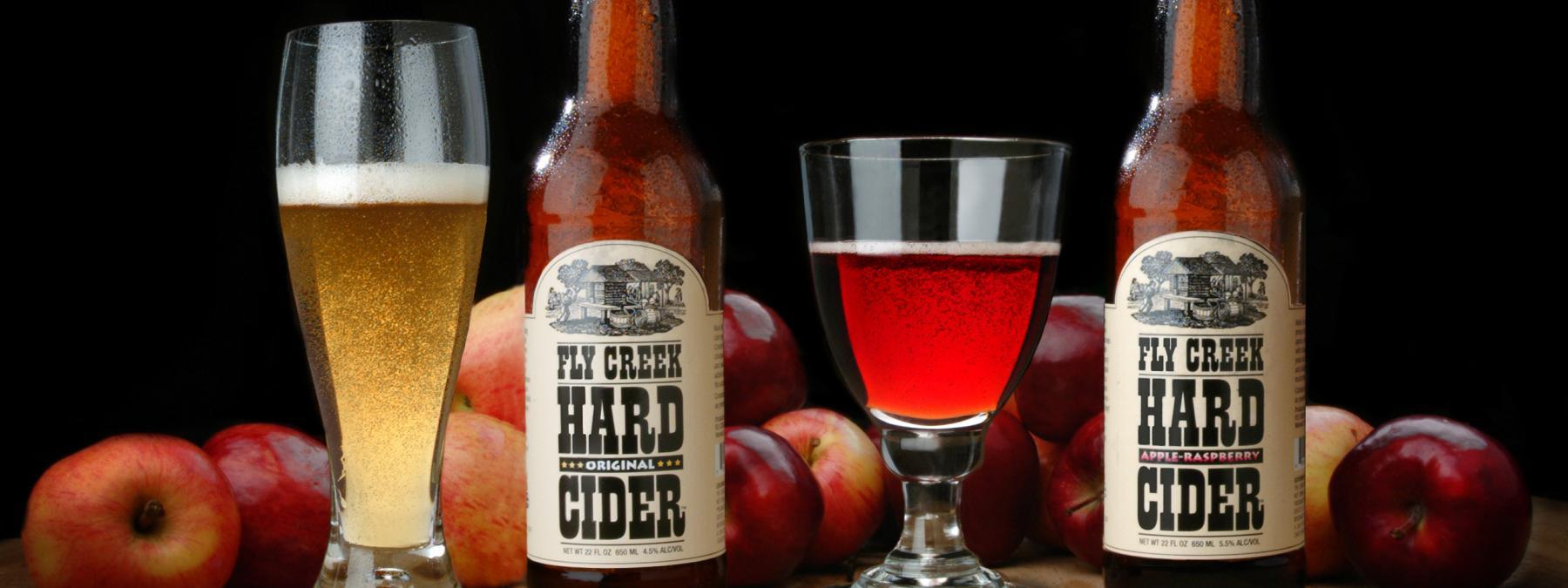 Apple Wines and Hard Ciders