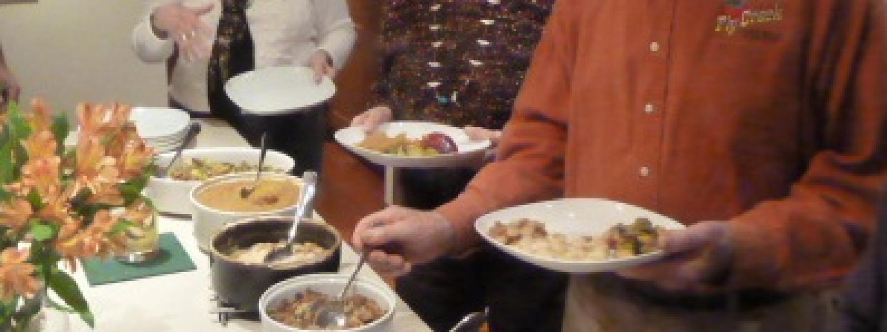 Michaels Thanksgiving Buffet