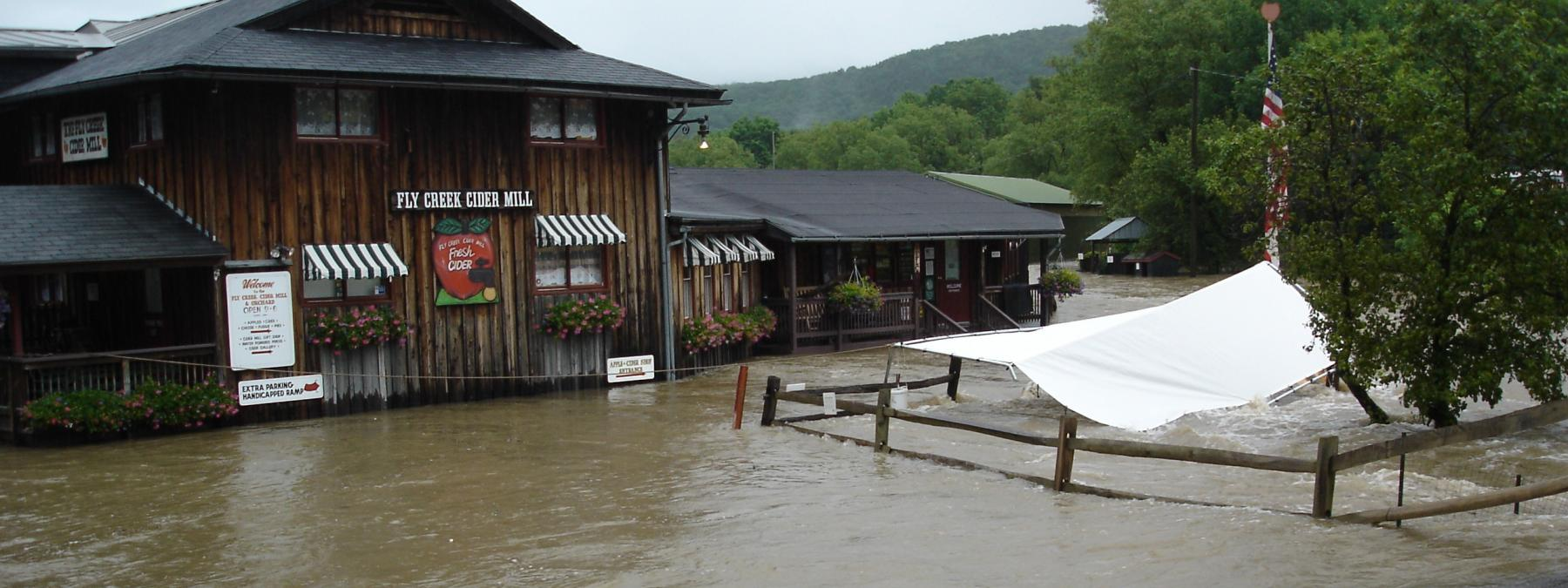 2006 The Great Flood