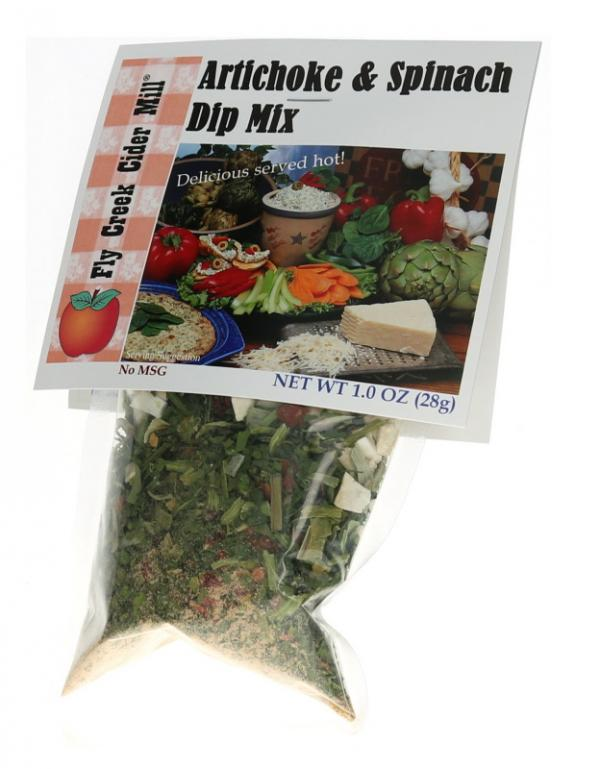 Dry Dip Mixes - Fly Creek Cider Mill Brand