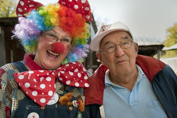 "Founder Barbara ""the Clown"" Michaels"