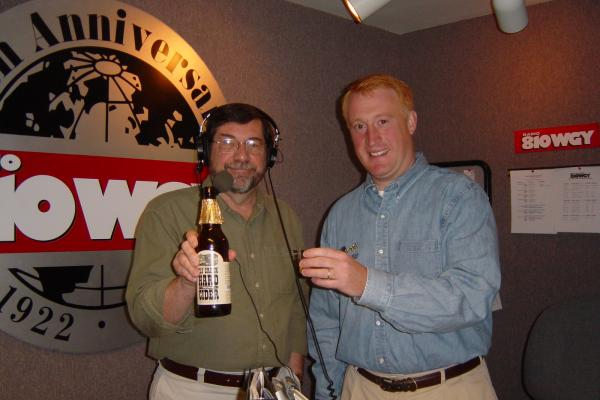 810WGY tasting with Don Weeks