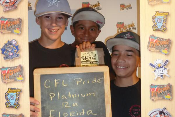 Central Florida Pride Platinum