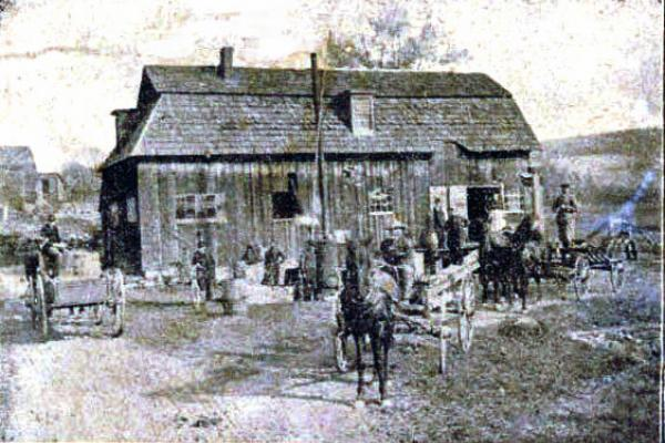 Fly Creek Cider Mill - 1897