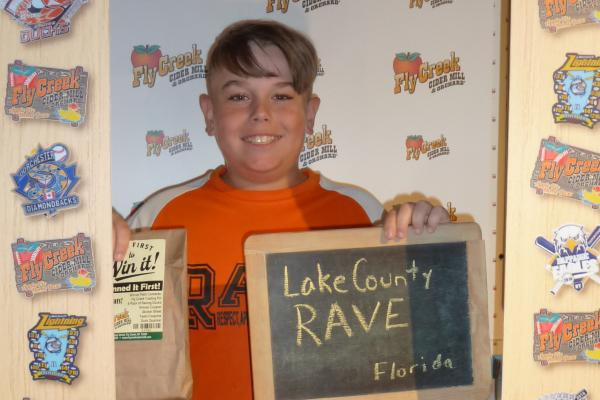 Lake Country Rave