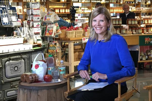 MSNBC Kate Snow Live From the Mill