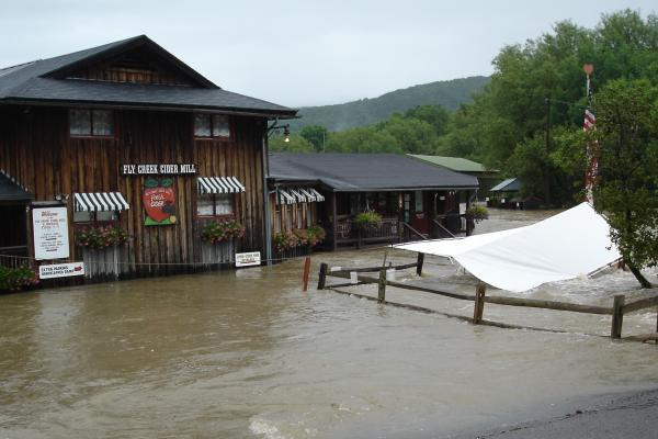 The Great Flood of 2006